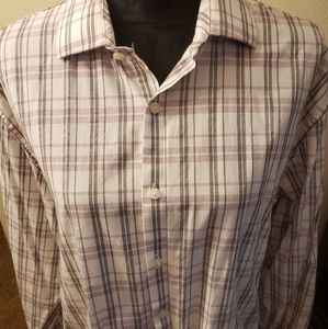 Kenneth cole reaction neck size 17 sleeves 34-35